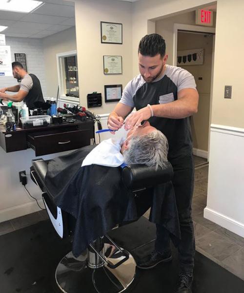 Barber | Salon Pazza Bella