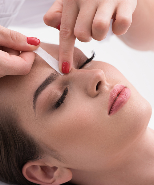 Facial Waxing | Salon Pazza Bella