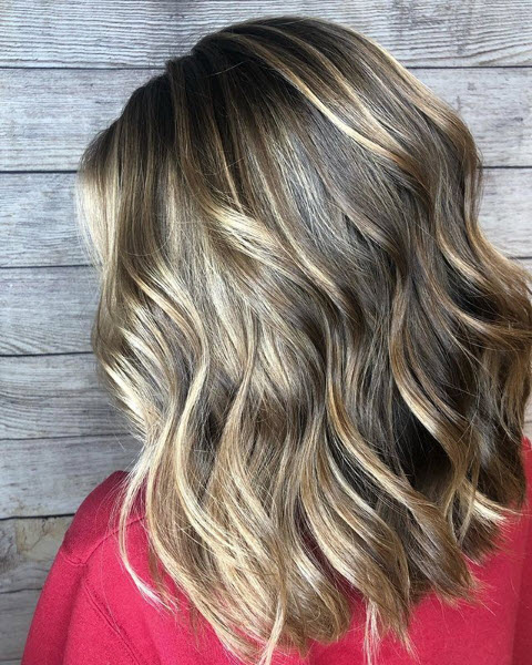 Hair coloring Salon Pazza Bella Limerick