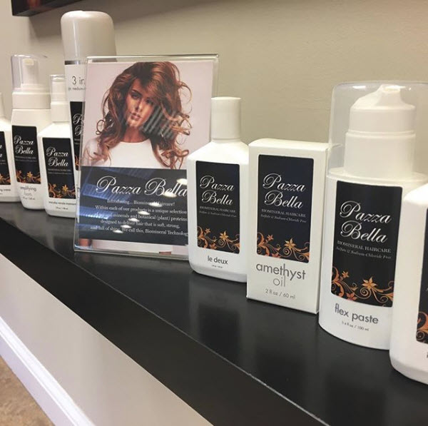 Salon Pazza Bella Product Line | Salon Limerick PA